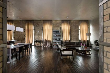 The Podil Loft Apartment