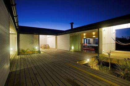 Diamond Beach House Bourne Blue Architecture