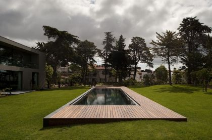 House in Estoril Frederico Valsassina Arquitectos