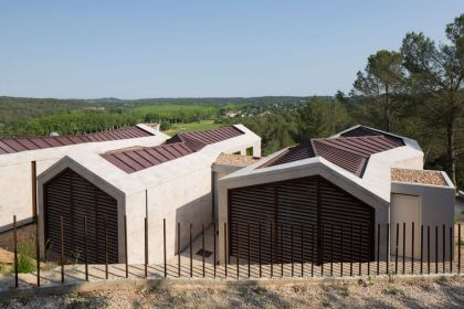Home in Montpellier N+B Architectes