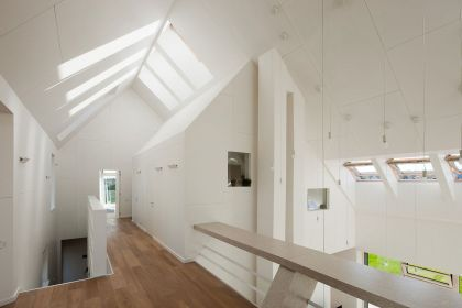 The First Active House in Russia Polygon Lab