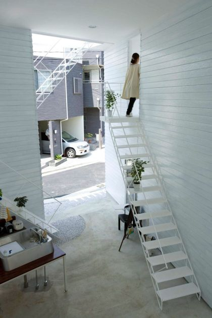 Yokohama Apartment ON design partners