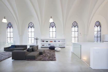 Residential Church XL Zecc Architects