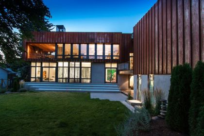Wren Residence Chris Pardo Design: Elemental Architecture
