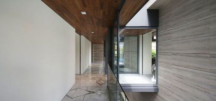 Travertine Dream House Wallflower Architecture + Design