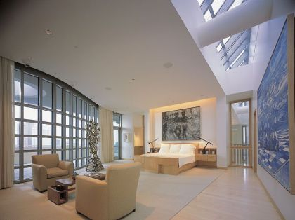 Miranova Penthouse Gwathmey Siegel & Associates Architects