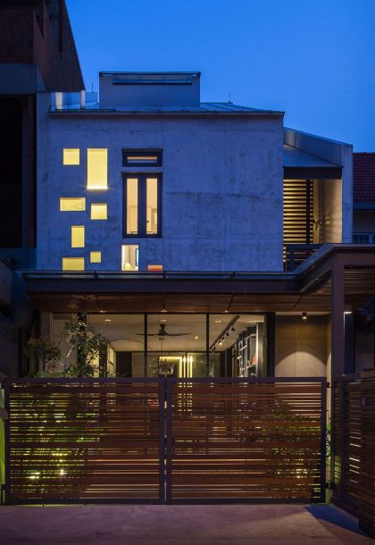 Belimbing Avenue hyla architects