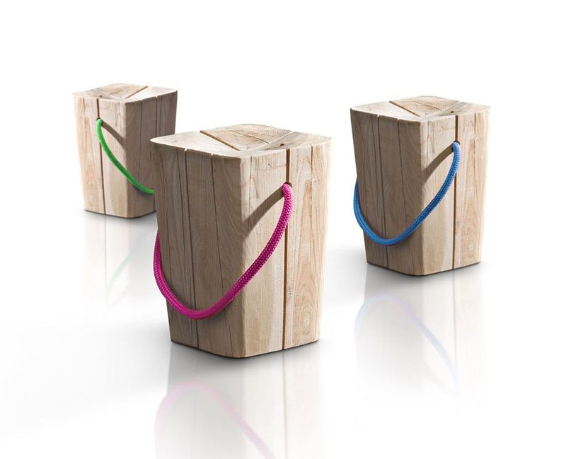 Hug Stool Emo Design