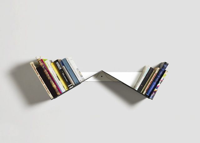 Transitory Bookshelf Robert Stadler