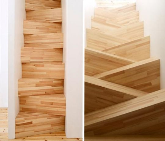 Stair Swedish TAF Architects