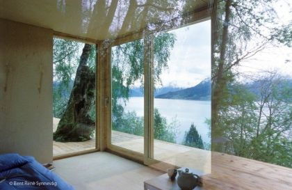 Hardanger Retreat Saunders