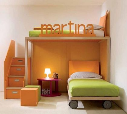 Few Tips for decorating your kid's room #interiors #child's room