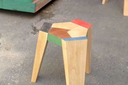 Endy Stool #product #furniture #chair #stool