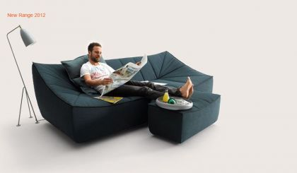 Bahir Sofa Jörg Boner for COR