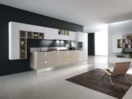 Quadra Kitchen Series