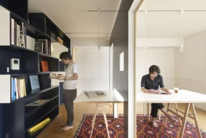 Switch Apartment in Tokyo