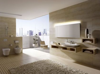 Modular Home Bathroom Series