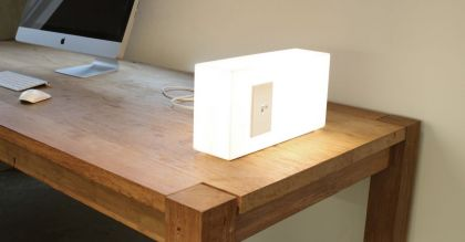 American Standards Lamp #product #furniture #office #light #desk