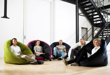 Nest - Multifunctionel futon furniture Anders Backe