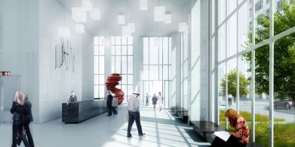 The Cloud Building MVRDV