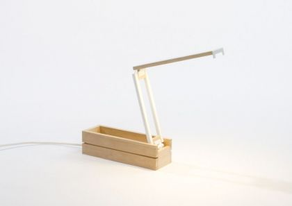 Curious lamp Caroline Olsson