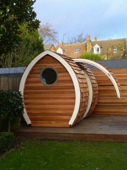 Modern Luxury Garden Shed Designs Archipod