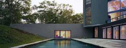 Cubic Sagaponac House TsAO & McKOWN Architects
