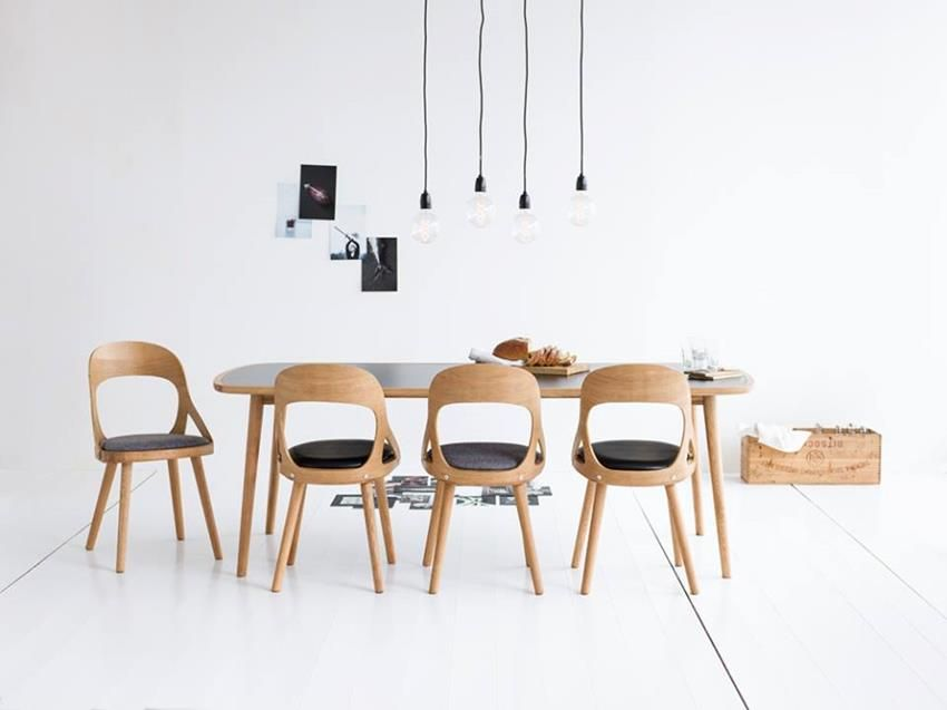 Colibri chair Markus Johansson for HansK