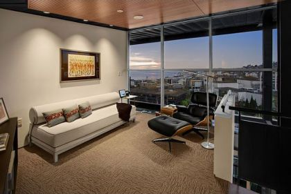 Penthouse Loft in Seattle Mithum