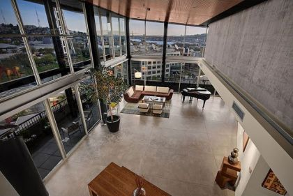 Penthouse Loft in Seattle