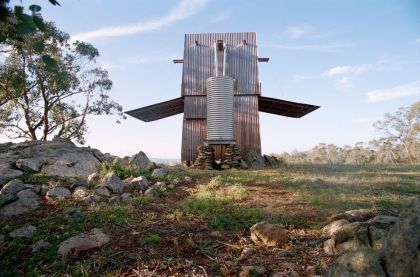 Permanent Camping Structure Casey Brown Architecture