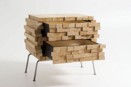 Wooden Heap Furniture #product #furniture #chest-of-drawers