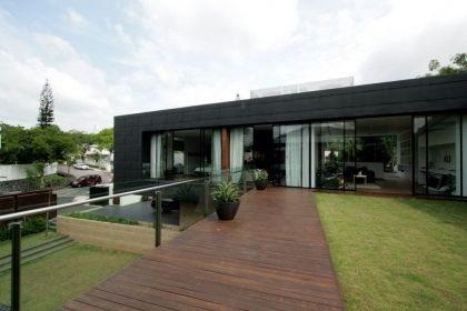 Faber Park, a Modern Architectural Residence in Singapore ONG&ONG