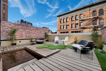 The Duplex in Tribeca in New York Elliman