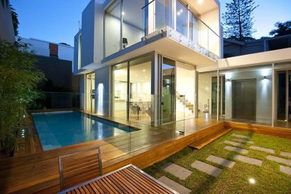 Contemporary Fairfax House