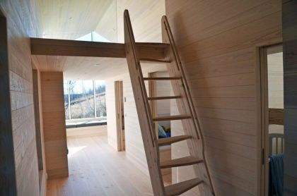 Split View Mountain Lodge Reiulf Ramstad Arkitekter
