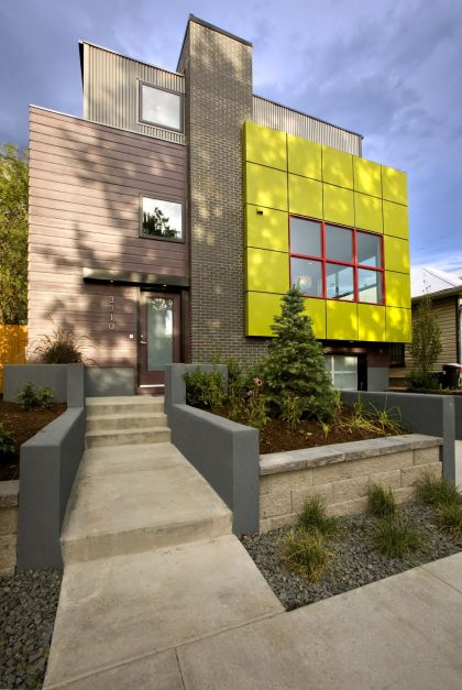 LEED Platinum Single Family Home RE.DZINE & Studio 2b
