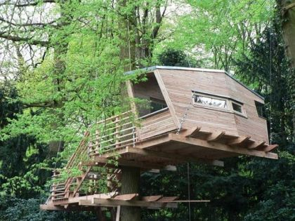 Mini Treehouse design #architecture #treehouse