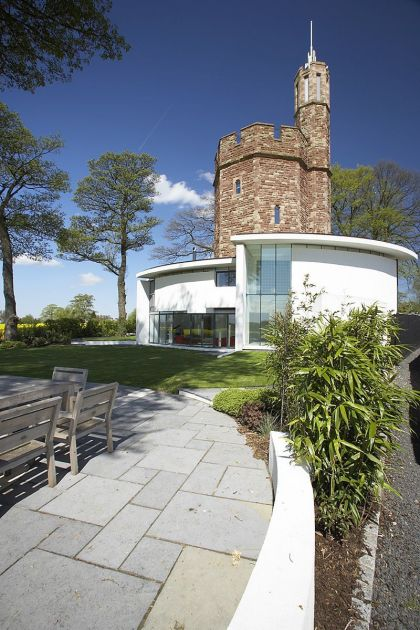 Lymm Water Tower Ellis Williams Architects